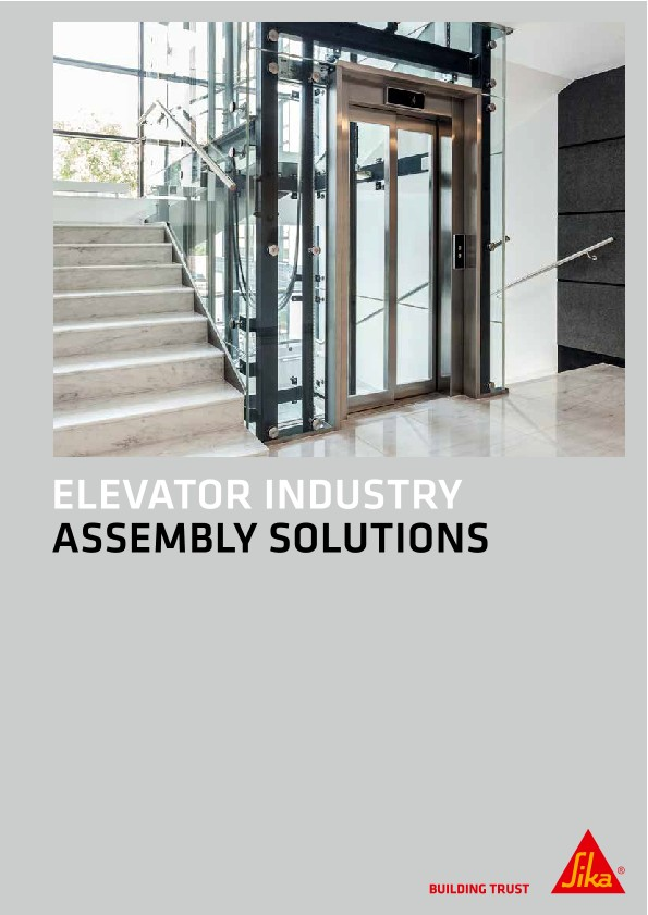 Elevator Industry - Assembly Solutions